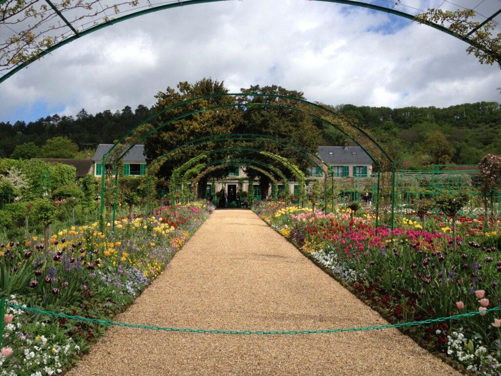 Claud monet jardin