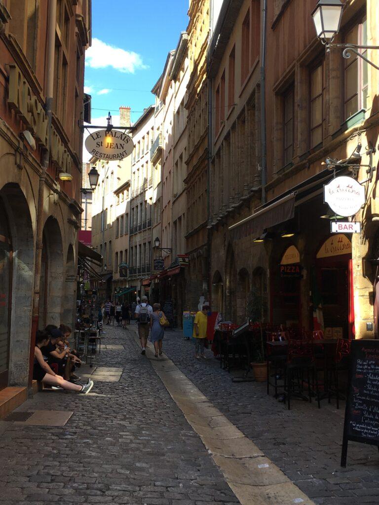 Gamel bydel i Lyon